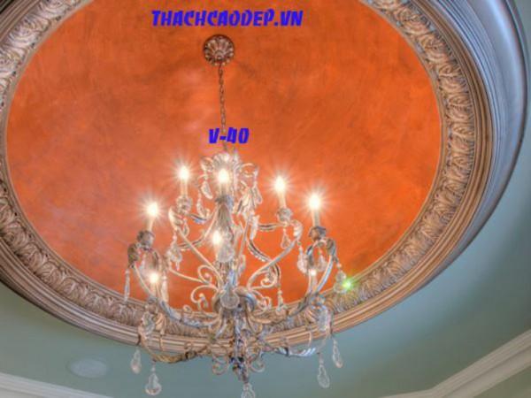 giá thạch cao trần nhà