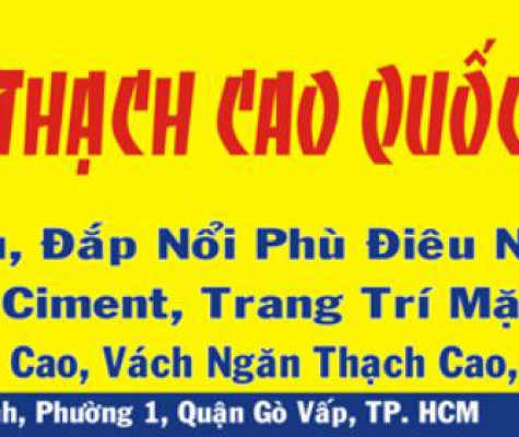Thạch cao | THACH CAO CO DIEN