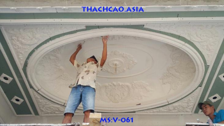 Classic dome ceiling V061